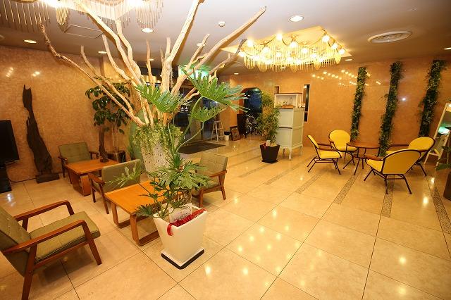 フロントビジネスホテル アポアホテル四日市