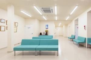 椅子ソファ病院