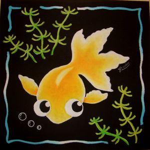 季節限定の金魚ちゃん