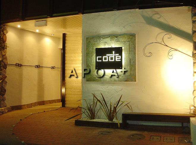 アイアンの陰影で構成~code(コード) 津市