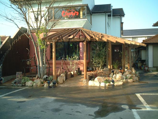 カフェ&バー Lan Sen(ランセン)~津市