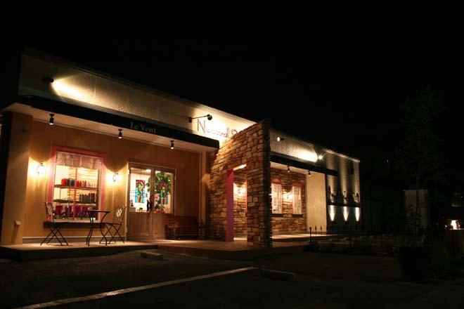 三重県津市 パリカフェ雰囲気のオシャレな美容室 Natural Standard