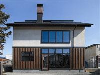 200年住宅HABITA 温故知新の家の詳細はこちら