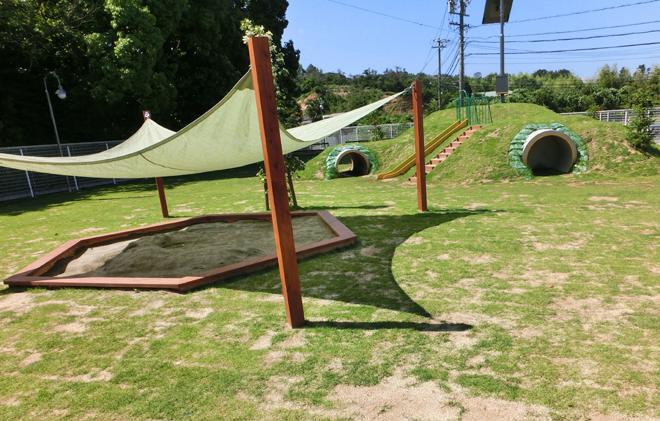 ゆたか園学びの庭完成